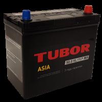 Аккумулятор TUBOR ASIA SILVER 6СТ-50.0 VL