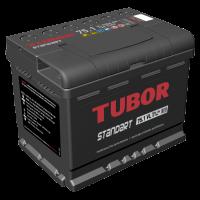 Аккумулятор TUBOR STANDART 6СТ-75.1 VL
