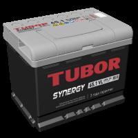 Аккумулятор TUBOR SYNERGY 6СТ-65.1 VL