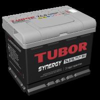 Аккумулятор TUBOR SYNERGY 6СТ-74.0 VL (низкая)