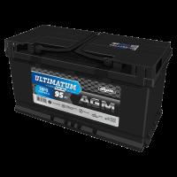 Аккумулятор Ultimatum VRLA AGM  6ст-95 VL  евро зал. РФ
