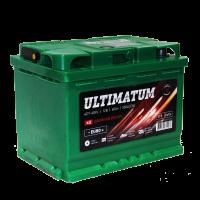 Аккумулятор Ultimatum  6ст-60 VL евро