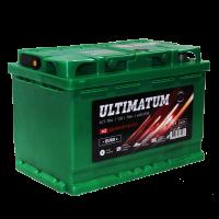 Аккумулятор Ultimatum  6ст-70 VL евро