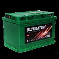 Аккумулятор Ultimatum  6ст-70 VL  рос.