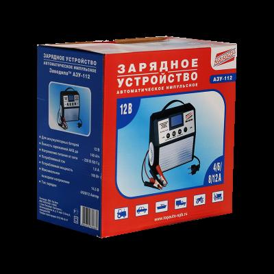 """Автоматическое зарядное устройство """"ЗАВОДИЛА"""" АЗУ-112"""
